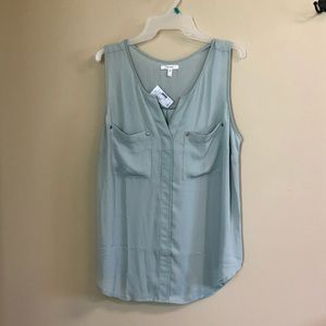 Maurices sheer tank